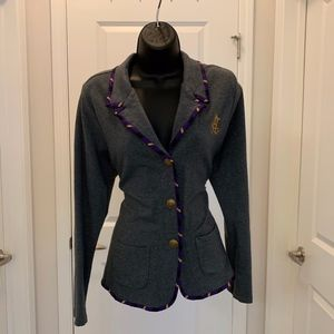 Ralph Lauren Uniform Stretch Blazer